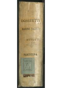 Marino Faliero : Act I by Donizetti, Gaetano