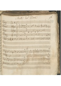 Gli sciti (Dramma per musica) : Act II by Mercadante, Saverio