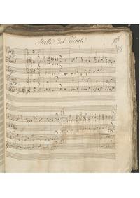 Gli sciti (Dramma per musica) : Act II by Mercadante, Saverio
