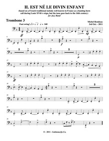 Jazz Collection : Trombone 3 by Rondeau, Michel