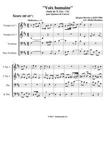 Premier livre d'orgue contenant les huit... by Boyvin, Jacques