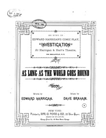 Investigation (Musical / Comic play) : A... by Braham, David