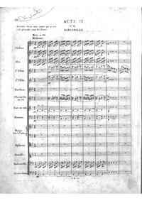 Zampa, ou La fiancée de marbre (Opéra co... by Hérold, Ferdinand
