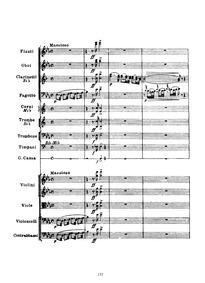 La cenerentola : Complete Score by Rossini, Gioacchino