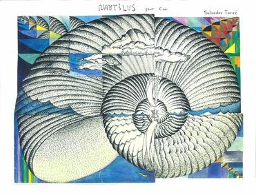 Nautilus for Franch Horn (Nautilus pour ... by Torre, Salvador