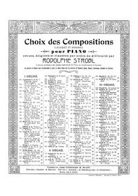 Plaisir d'Amour (Love's Delight) : Compl... by Martini, Jean Paul Egide