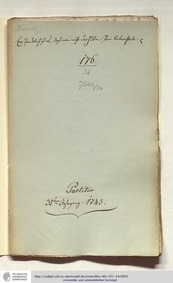 Erschrecklich ist es, GWV 1142/43 : Comp... Volume GWV 1142/43 by Graupner, Christoph