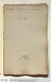 Das Geheimnis des Herrn ist unter denen,... Volume GWV 1170/45 by Graupner, Christoph