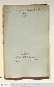 Ach Jesu wie bist du so treu, GWV 1132/4... Volume GWV 1132/45 by Graupner, Christoph