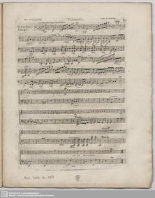Die Schöpfung, Hob.XXI:2 (The Creation) ... Volume Hob.XXI:2 by Haydn, Joseph