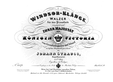 Windsor-Klänge Walzer, Op.104 : Complete... Volume Op.104 by Strauss Jr., Johann