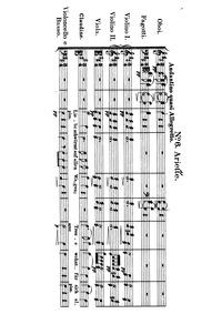 Claudine von Villa Bella, D.239 : 6. Ari... Volume D.239 by Schubert, Franz