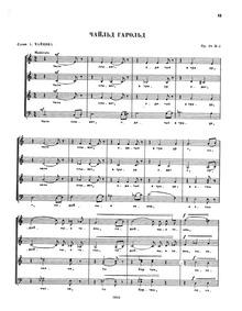 7 Choruses (Семь хоров a capella для сме... Volume Op.28 by Cui, César