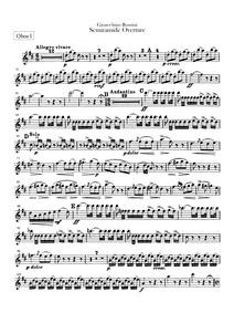 Semiramide (Melodramma tragico in due at... by Rossini, Gioacchino