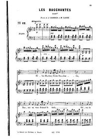 Philémon et Baucis (Opéra en trois actes... by Gounod, Charles