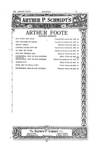 Recessional (God of our Fathers) : Compl... by Foote, Arthur