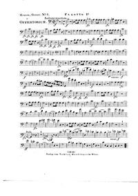 Tui sunt coelie et tua est Terra (Offert... Volume HV 78 by Eybler, Joseph