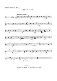 Graduale in tertia missa nativitatis: Vi... Volume HV 61 by Eybler, Joseph
