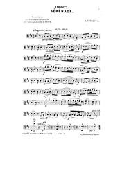 Petite suite : Viola solo (alternate) by Borodin, Aleksandr