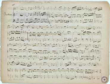 Fantaisie Sonata for Violin and Piano, O... Volume Op.34 by Coste, Napoléon