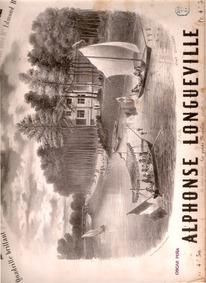 Le Chalet du Bois de Boulogne, Op.3 : Co... Volume Op.3 by Longueville, Alphonse