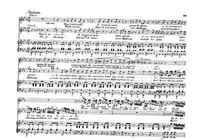 La donna del lago : Complete score by Rossini, Gioacchino