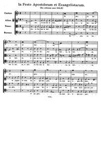 Estote fortes in bello (In festo apostol... by Victoria, Tomás Luis de