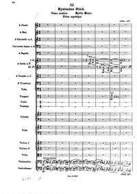 Die Brautwahl (Orchester-Suite Die Braut... Volume BV 261 ; Op.45 by Busoni, Ferruccio