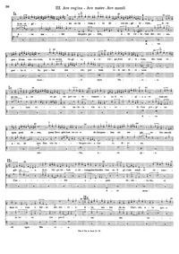 Ave regina - Ave mater - Ave mundi : Com... by Dunstaple, John