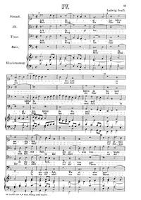 Ach Jupiter hätt'st du Gewalt : Complete... by Senfl, Ludwig