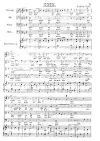 Jetzt merk ich wol, dasz ich mich soll z... by Senfl, Ludwig
