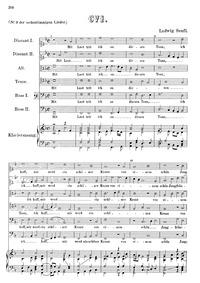Mit Lust trit ich an diesen Tanz : Compl... by Senfl, Ludwig