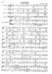Wie das Glück will, bin ich im Spiel : C... by Senfl, Ludwig