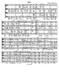 Mitten wir im Leben sind : Complete Scor... by Resinarius, Balthasar