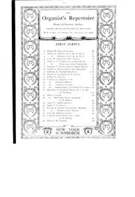 Pastorale : Complete Score by Kullak, Theodor