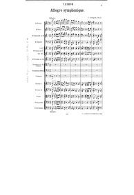 Allegro symphonique, Op.7 : Segment 1 Volume Op.7 by Antipov, Konstantin