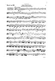 Sinfonia concertante in E-flat major, K.... Volume K.364 ; K6.320d by Mozart, Wolfgang Amadeus
