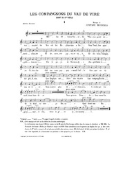 Chansons anciennes du pays de France : V... by Michiels, Gustave