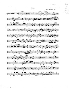 Quintet (Quintet for Piano and Winds) : ... Volume K.452 by Mozart, Wolfgang Amadeus