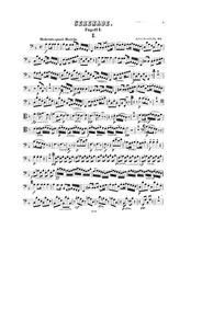 Serenade for Wind Instruments (Serenáda ... Volume Op.44, B.77 by Dvořák, Antonín