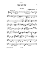 Piano Quintet (Quintet in F-sharp minor ... Volume Op.67 by Beach, Amy Marcy