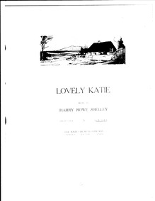 Lovely Katie (An Irish Ballad) : Complet... by Shelley, Harry Rowe