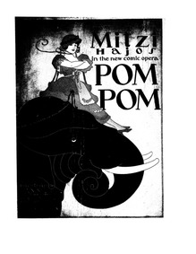 Pom-pom (A Comic Opera in Two Acts) : Ac... by Felix, Hugo
