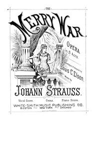 Der lustige Krieg (Komische Operette in ... by Strauss Jr., Johann