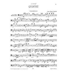 Piano Quintet No.2, Op.130 (Quintet for ... Volume Op.130 by Spohr, Louis
