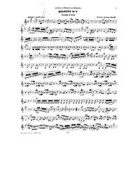 Brass Quartet No.5, Op.38 : Cornet 2 ♭) Volume Op.38 by Ramsöe, Wilhelm