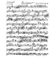 Burleske, Op.64 : Clarinet (in A) Part (... Volume Op.64 by Rorich, Karl