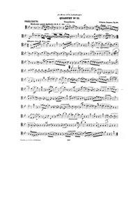 Brass Quartet No.2, Op.29 : Tenorhorn Volume Op.29 by Ramsöe, Wilhelm