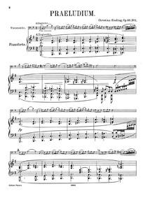 6 Stücke (Sechs Stücke für Violoncello m... Volume Op.66 by Sinding, Christian