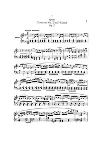 Violin Concerto No.2, Op.2 : Complete Sc... Volume Op.2 by Spohr, Louis